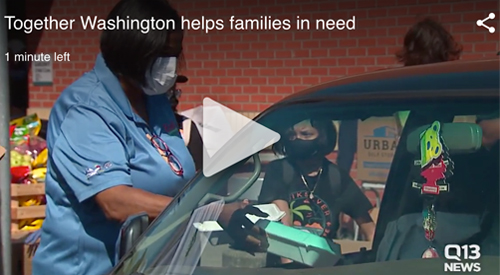 Together Washington helps families in need