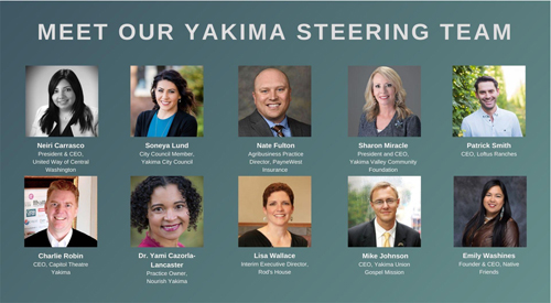 Upcoming Summit: Spring 2021 in Yakima, WA